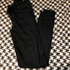 AE Black Jeggings